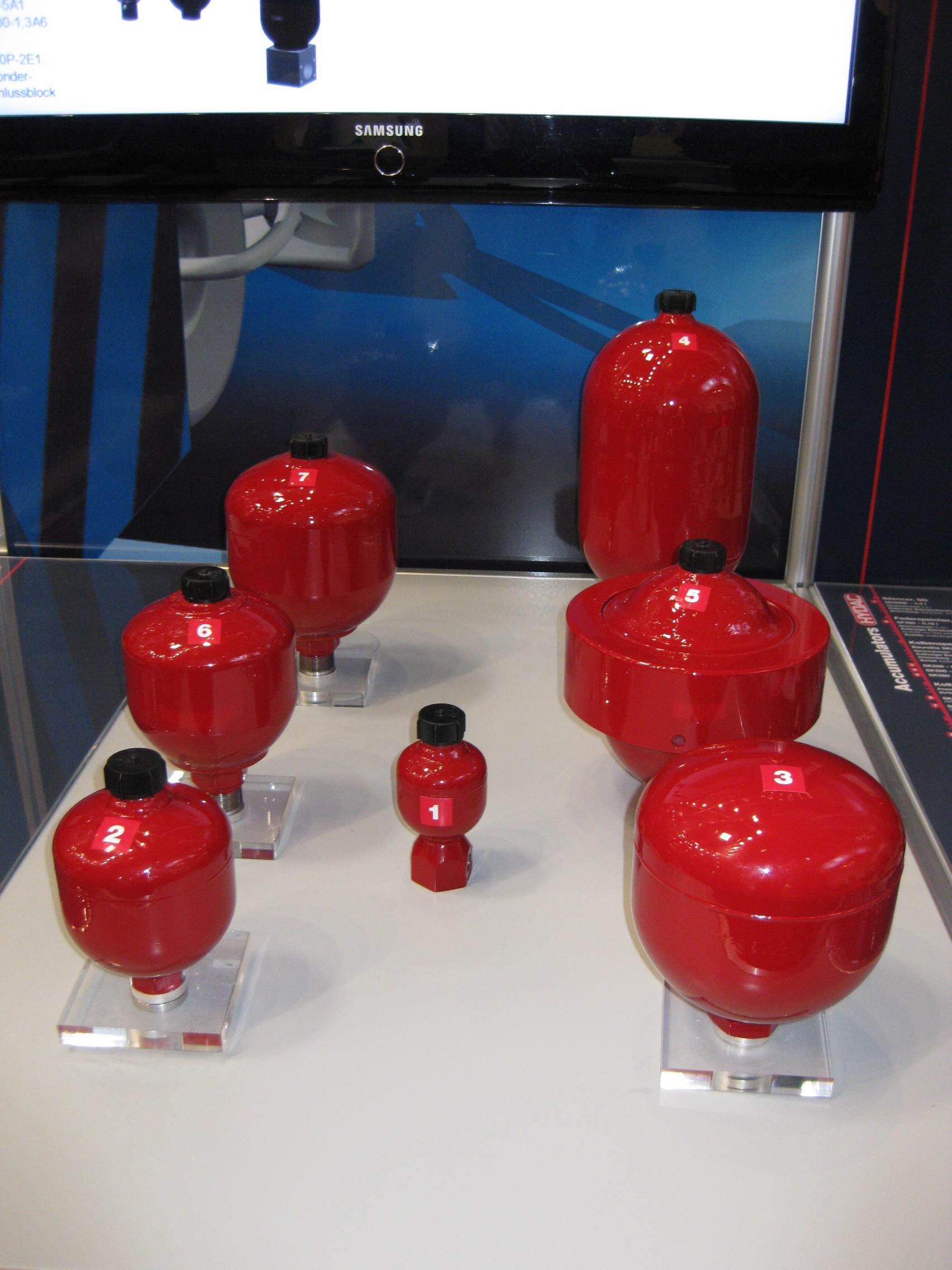 Гидроаккумуляторы CIFA (ЧИФА)